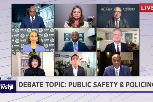 Expert rates the winners and losers of first televised NYC mayoral debate