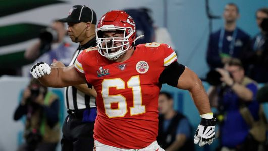 Happy homecoming: Stefen Wisniewski thrilled to join Pittsburgh Steelers