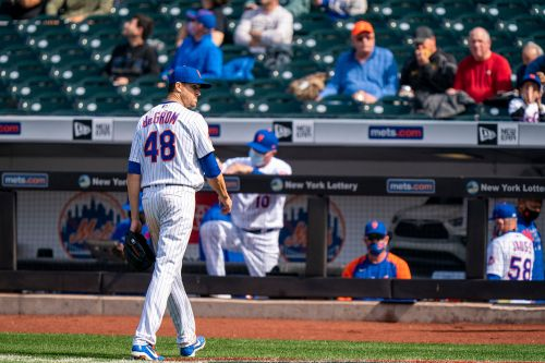 Mets are flushing away Jacob deGrom greatness: Sherman