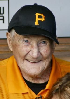Longtime Pirates usher Phil Coyne dies at 102