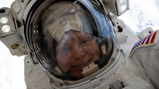 Report: Astronaut accused of hacking her estranged spouse's bank account from space