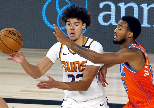 NBA 'bubble' life is good for former WPIAL stars T.J. McConnell and Cam Johnson