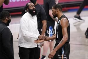 Nets' Harden out, Green questionable for Game 4 at Milwaukee