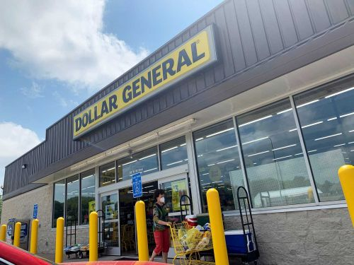 Dollar stores make up almost half of all new stores opening this year