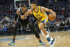 Stephen Curry reaches 5,000 assists, Warriors beat Kings