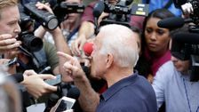 Joe Biden Faces Off With Fox News Reporter: 'Ask The Right Questions!'