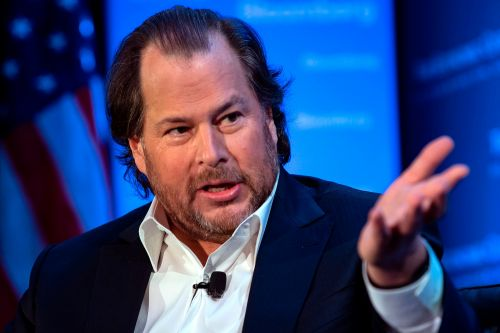 Salesforce CEO floats 2020 White House bid for Google co-founders Larry Page, Sergey Brin