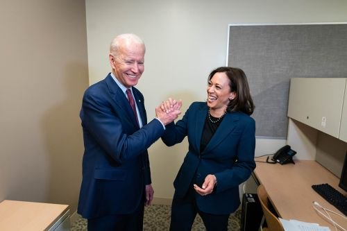 Running mates don't usually matter. Kamala Harris might