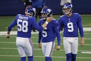 McKinney, Ximines to start practicing with Giants
