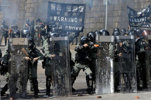 Why Beijing's likely to kill the Hong Kong golden goose and other commentary