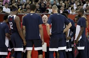 Popovich knows filling US Olympic roster may be a challenge