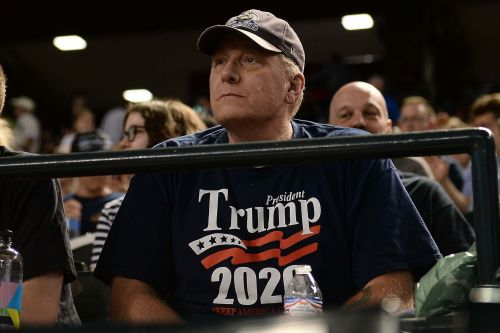 'Terrific!': Trump hails potential congressional run by Curt Schilling