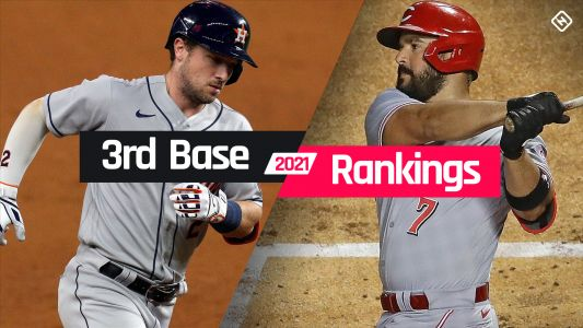 Fantasy Baseball 3B Rankings: Third Base Tiers, Sleepers, Draft Strategy