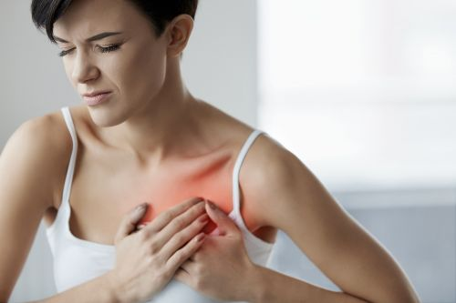 Women more likely to experience 'typical' heart attack symptoms