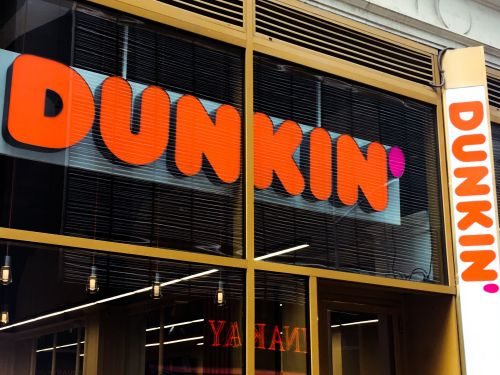 Dunkin' is officially dropping the 'Donuts' from its name - and people are freaking out