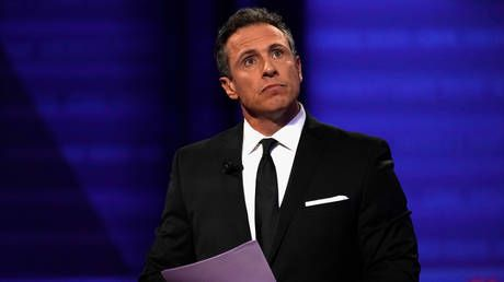 Chris Cuomo of CNN tests positive for coronavirus after scolding people who don't self-isolate