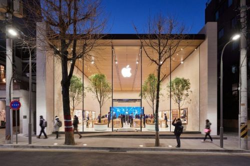Texas man gets 2 year prison sentence for stealing from Apple Stores