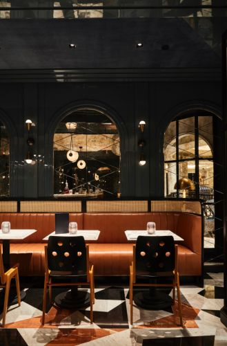 Heritage retailer Bergdorf Goodman just opened a bar within its men's store on Fifth Avenue
