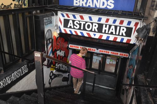 Wealthy New Yorkers save famous Astor Place barbershop from cutting floor