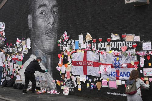 Some English soccer fans' vile bigotry easy to see coming after Euro loss