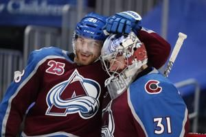 Avs send Cole to Wild for Pateryn in swap of defensemen