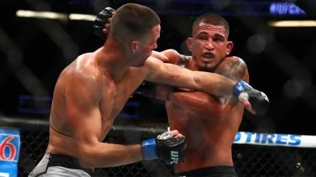 UFC 241: Nate Diaz calls out Jorge Masvidal after thrilling win
