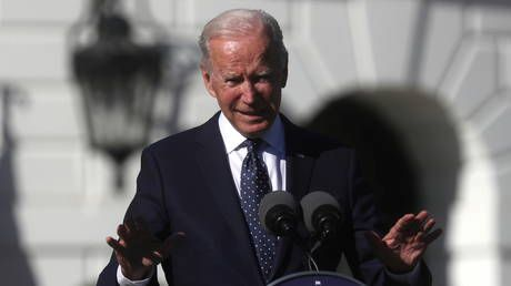 Biden faces grim polling numbers as just 37% approve of job performance & his support among Independents crumbles