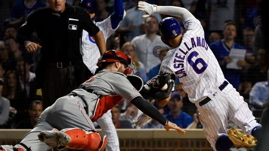 MLB wrap: Cubs, Brewers remain deadlocked in NL wild-card race