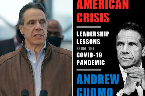 Publisher of Cuomo's COVID-19 book stops promotion amid nursing home probe