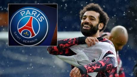 Salah camp 'contacted by PSG' over potential summer switch from Liverpool as Mbappe future remains unresolved