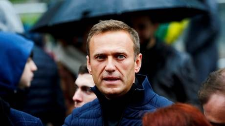 Russian Opposition Leader Navalny Says Putin Is Behind His Poisoning