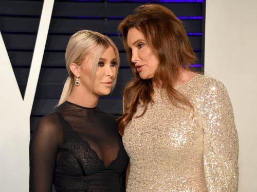 Sophia Hutchins set the record straight on her relationship with Caitlyn Jenner, saying they never dated
