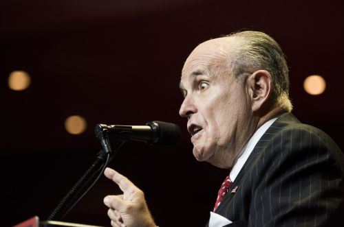 Trump's own lawyer Giuliani suggests he hasn't been truthful in felony campaign finance probe
