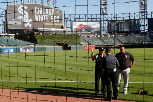 White Sox go step further to protect fans from getting hit