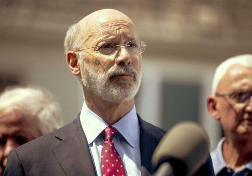 LIVE: Gov. Tom Wolf visiting Pittsburgh today to unveil plan 'to protect workers, improve wages'