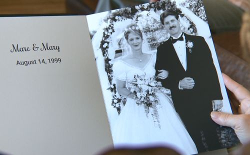 Wedding photographer remakes album for couple who lost everything in Camp Fire