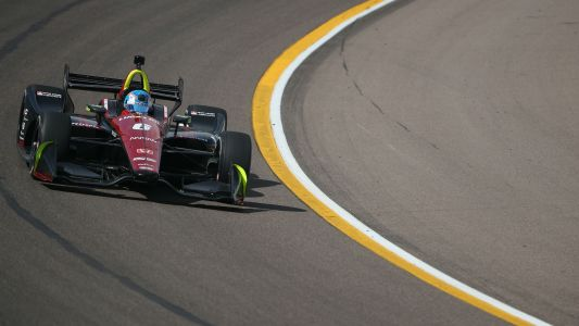 IndyCar driver Robert Wickens taken to hospital after scary crash