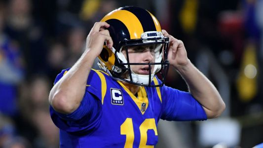 Rams Pick Up Quarterback Jared Goff's Fifth-Year Contract Option