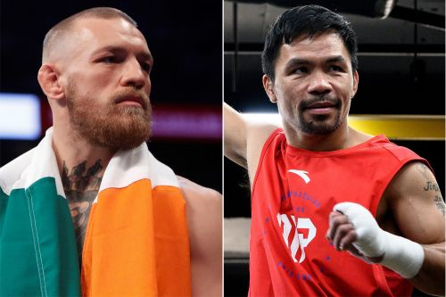 Manny Pacquiao-Conor McGregor fight will help aid coronavirus victims