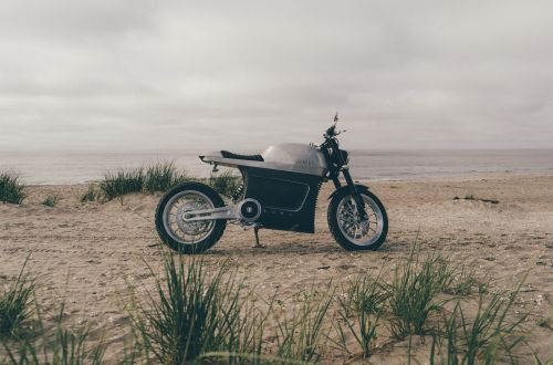 This $24,000 electric motorcycle lets owners swap out parts over time to avoid becoming obsolete - check out the 'Luna'
