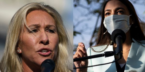 Reporter who saw Marjorie Taylor Greene chase AOC through Congress said she was definitely screaming, which Greene tried to deny