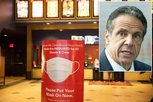Gov. Cuomo says NY isn't ready to follow federal advice on going maskless