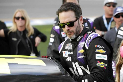 NASCAR champ Jimmie Johnson tests positive for COVID-19, will miss upcoming race, Hendrick Motorsports says