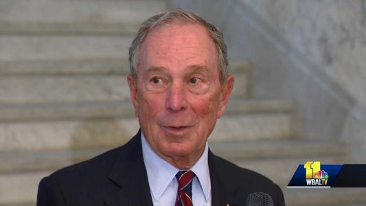 Bloomberg, Maryland give $4M to Hopkins for coronavirus treatment research