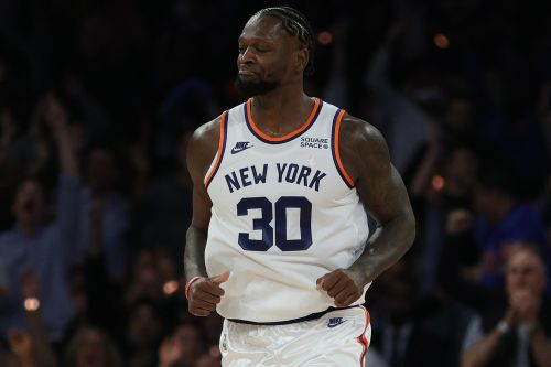 Julius Randle may fight NBA fine after throwing ball into MSG crowd