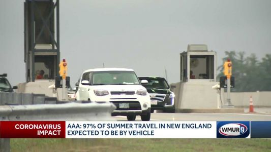 AAA: 97% of summer travel in New England expected to be by vehicle