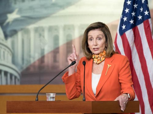 Pelosi says she would seek another term as House Speaker if Democrats keep majority after election