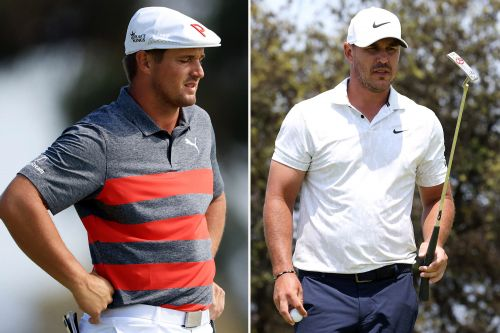 There's another video twist in Bryson DeChambeau-Brooks Koepka rivalry