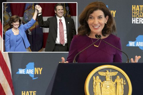 Gov. Hochul confirms Cuomo planned to drop her from 2022 ticket before he got ousted