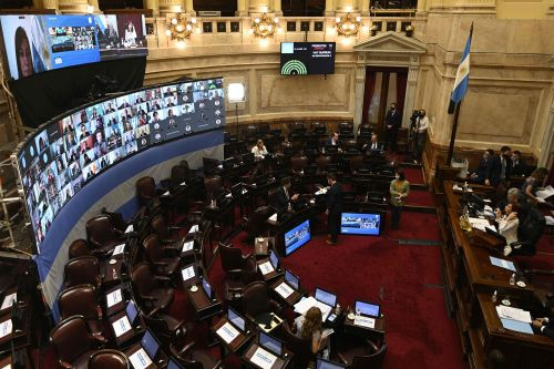 Argentina Senate passes 'millionaire tax' to pay for COVID-19 relief